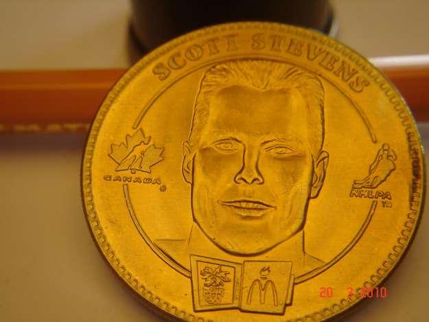 piece de monnaie mcdonald