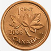 1 cent 2006 - Composition and varieties