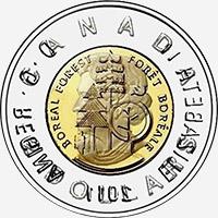 Elizabeth II (2011) - Reverse - Die clash