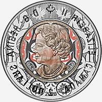 Elizabeth II (2020) - Reverse - Die clash