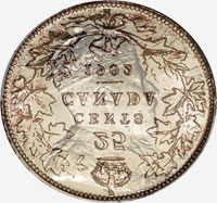 Edward (1902 to 1910) - Obverse - Die clash