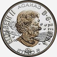 Elizabeth II (2017) - Avers - Coins entrechoqués