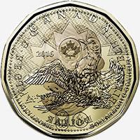 Elizabeth II (2016) - Revers - Coins entrechoqués