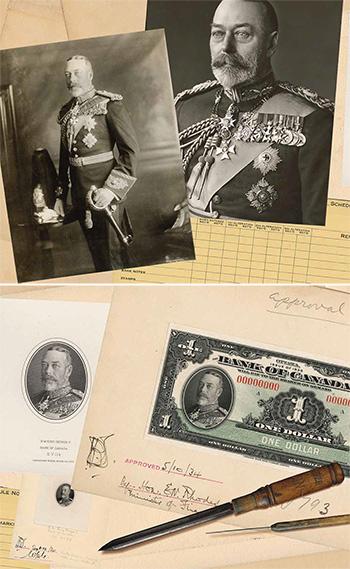 Les premiers billets de la Banque du Canada (1935)