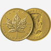 Gold and Silver Maple Leafs Get New Packaging