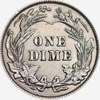 History of the Barber Dime