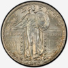 History of the Standing Liberty Quarter