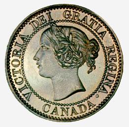 Bronze Cent, 1858
