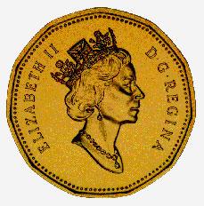 Canada: One Dollar, 1990