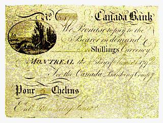 $10 army bill, 1815