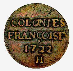 9 deniers, 1722H