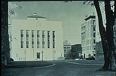 Photo of the Head Office of the Bank of Canada, 1937