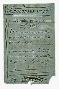 Ordonnances, 24 livres, 1756