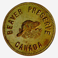 Beaver Preserve Token