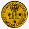 France: Louis XV, Gold Louis, 1720-23