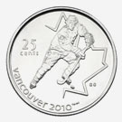 25 cents 2007 - Ice Hockey