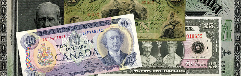 Top 10 Canadian most valuable banknotes sold at auctions in 2020!