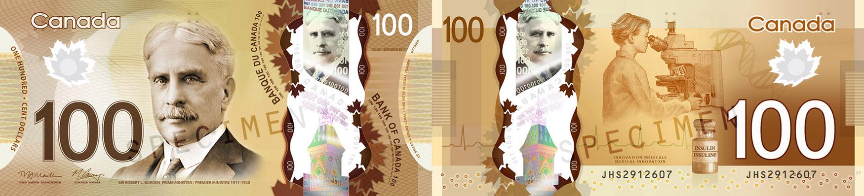 100 dollars 2011