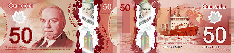 50 dollars 2011 to 2016 values and prices