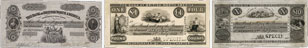 Bank of British North America banknotes of 1853