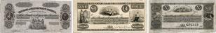 Bank of British North America banknotes of 1853