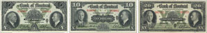 Bank of Montreal banknotes of 1935