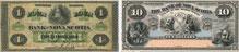 Bank of Nova Scotia banknotes of 1877