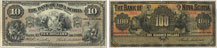 Bank of Nova Scotia banknotes of 1919
