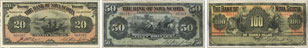 Bank of Nova Scotia banknotes of 1925