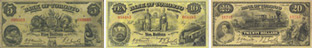 Bank of Toronto banknotes of 1935