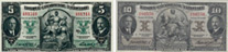 Banque Canadienne Nationale banknotes of 1935