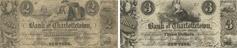 Bank of Charlottetown banknotes of 1852