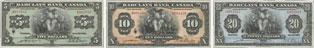 Barclay's Bank banknotes of 1929