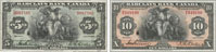 Barclays Bank banknotes of 1935