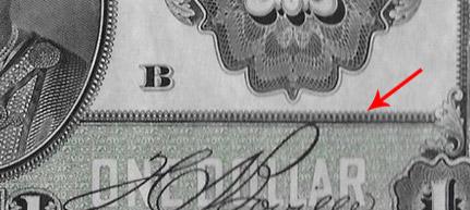 1 dollar 1911 - Banknote - Dominion of Canada - Black Line