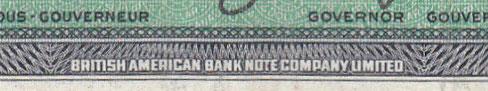 British American Banknote company