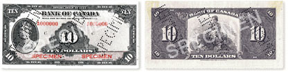 10 dollars 1935