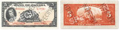 5 dollars 1935