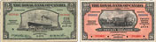 Royal Bank of Canada banknotes of 1938