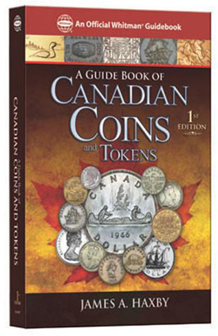 A Guide Book of Canadian Coins, 1st Edition