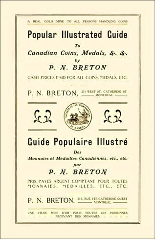 1912 Breton Reprint