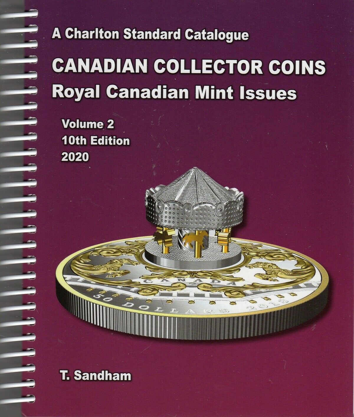 2020 Charlton Royal Canadian Mint Issues - 10th Edition