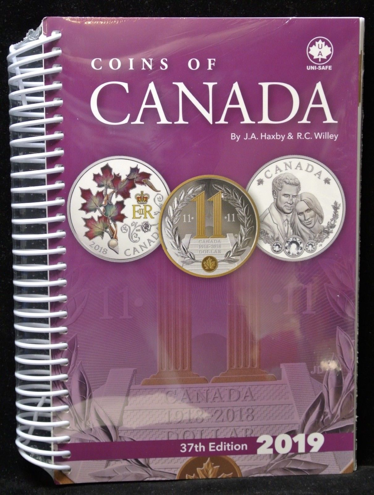 Coins of Canada 2019 - 37th Edition