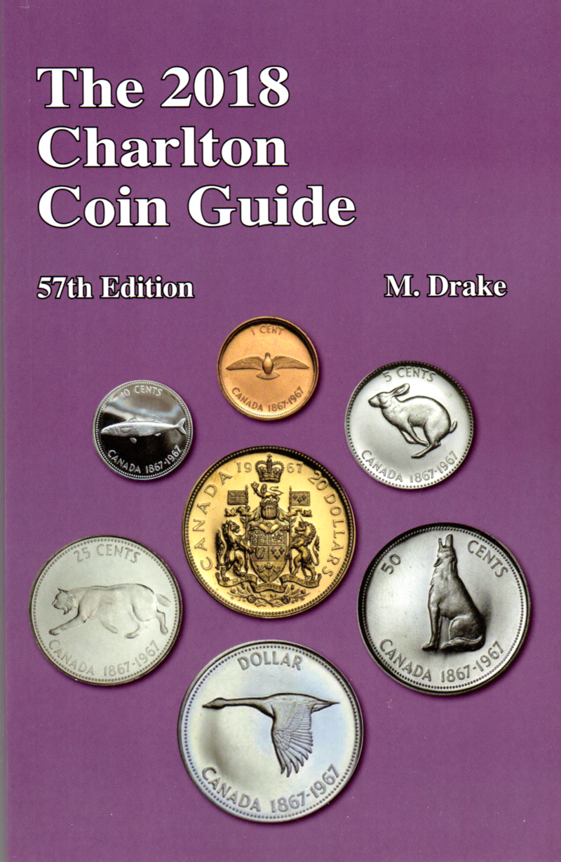 The 2018 Charlton Coin Guide