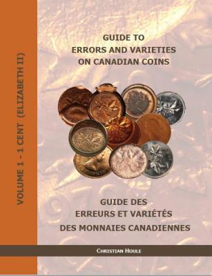 Erreurs et variétés des monnaies canadiennes - Format USB