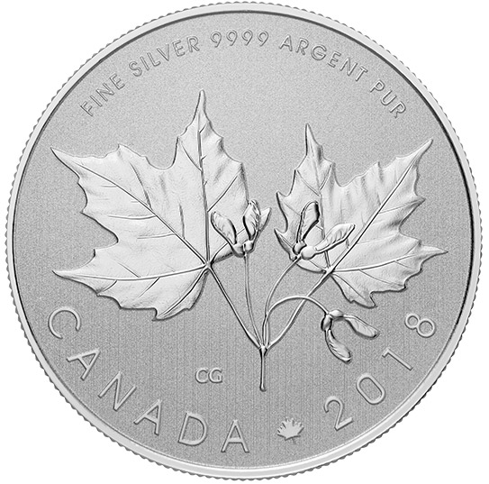 2018 Maple Leaf Coin