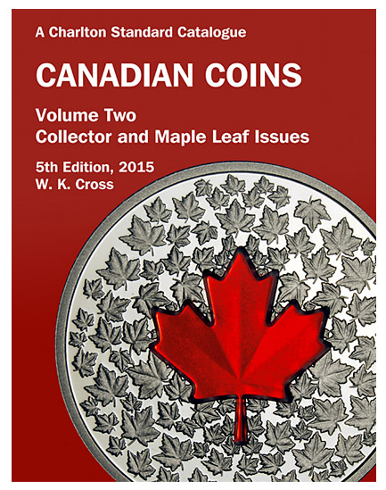 Canadian Coins - Collector and maple leaf issues