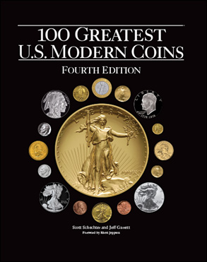 100 Greatest U.S. Modern Coins - 4th Edition