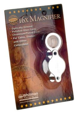16X Pocket Magnifier