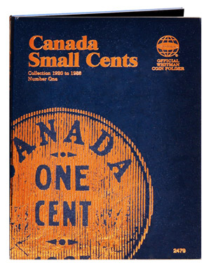 Canadian Small Cents #1, 1920-1988